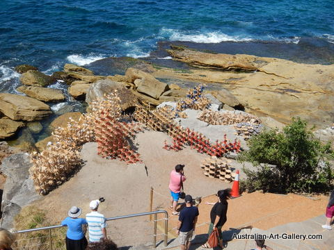 Sculpture by the Sea 2013