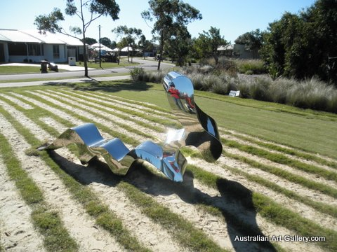 Sculpture on the Green 2015