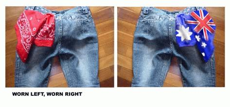 Worn Left Worn RIght