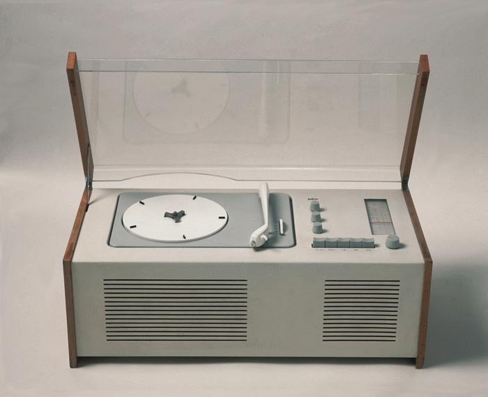 Hans Gugelot and Dieter Rams,